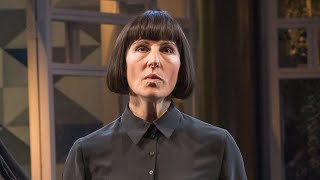 Twelfth Night - Sonnet 135 | Tamsin Greig's Shakespearean strip tease | National Theatre at Home