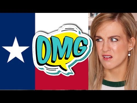10 Weird Things an IRISH Person Noticed visiting TEXAS for the first time
