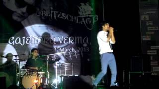 Pichle Saat Dino Mein ROCK_ON BY GAJENDRA VERMA  @MNIT JAIPUR