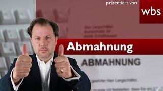 Endlich: Gesetz gegen Abmahnmissbrauch liegt vor | Rechtsanwalt Christian Solmecke
