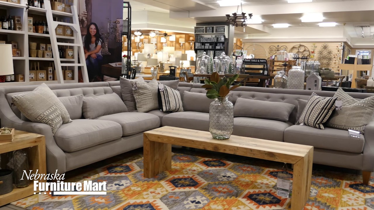 Discover Joanna Gaines Magnolia Furniture At Nfm Youtube