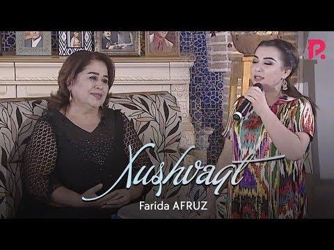 Видео: Tolibjon Isroilov - Farida Afruz (Xushvaqt) | Толибжон Исроилов - Фарида Афруз (Хушвакт)