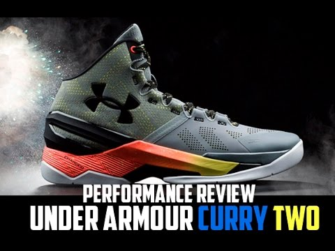 Steph Curry 2.5 Shoes Review