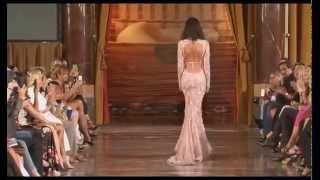 Rim Saidi - ALI KAROUI Fashion Show WORLD OF FASHION 2014