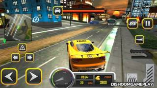 Taxi Driver 2017 - USA City Cab Driving Game Android Gameplay #1