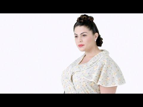 Мода Plus-size: как изменилась одежда больших размеров за сто лет
