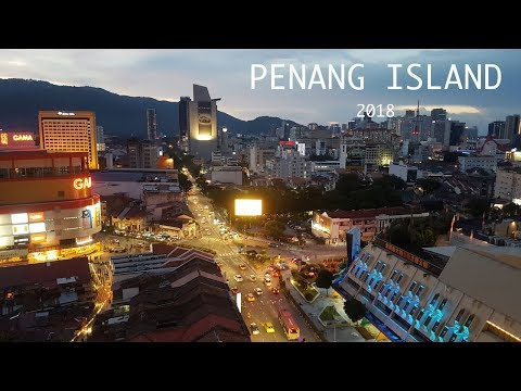 Enjoy the culinary & landscape of Penang Island