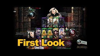 Duel of Summoners Gameplay First Look - MMOs.com