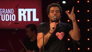 Amir - Etats d'amour (LIVE) - Le Grand Studio RTL