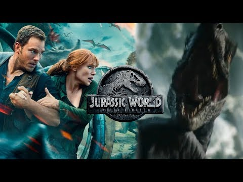 The Park Is Gone - Jurassic World: Fallen Kingdom Final Trailer Analysis - Breakdown And Review