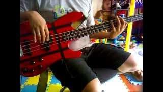 Rivermaya - Kung Ayaw Mo Huwag Mo Bass Cover