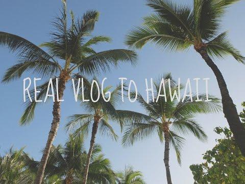 REAL VLOG TO HAWAII - BELO USA 2016