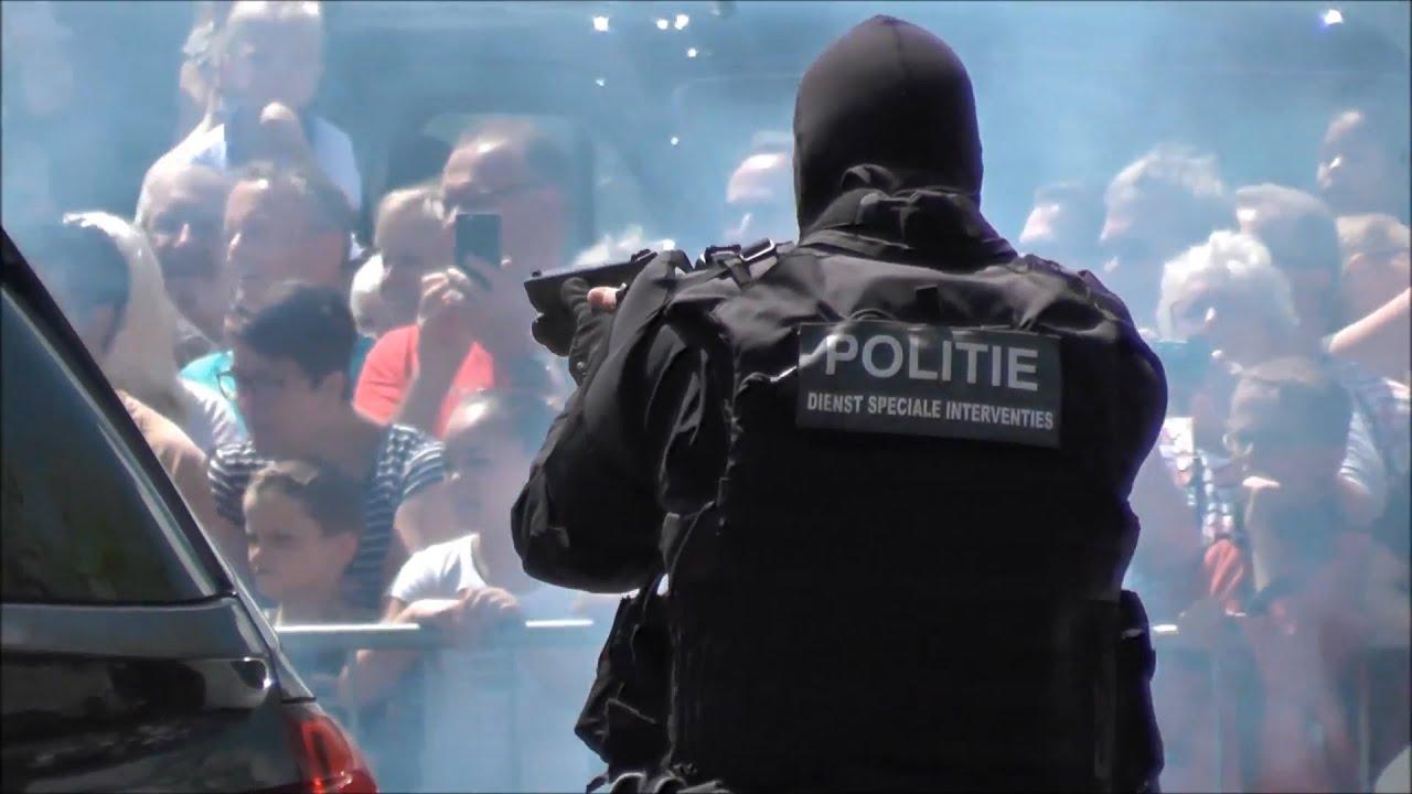 Achtervolging Door Arrestatieteam Eindigt In Aanhouding