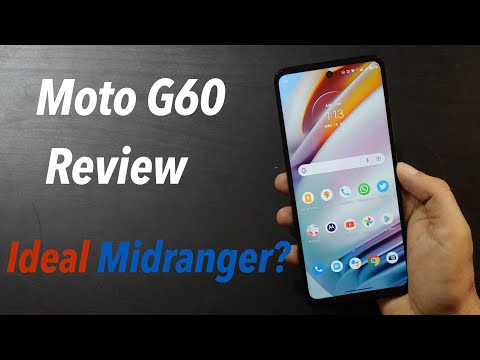 Moto G60 Review with Pros & Cons - Good Mid-Ranger?
