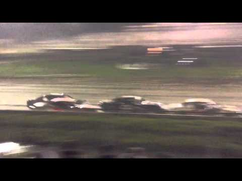 34 raceway 5-9-15 stock car feature pt1
