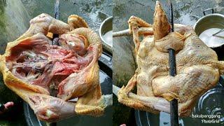 Download Video Cara Melipat Ayam Panggang Khas Magetan (AYAM PANGGANG MBAH PAINEM) MP3 3GP MP4