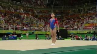 Seda Tutkhalyan 2016 Olympics QF FX