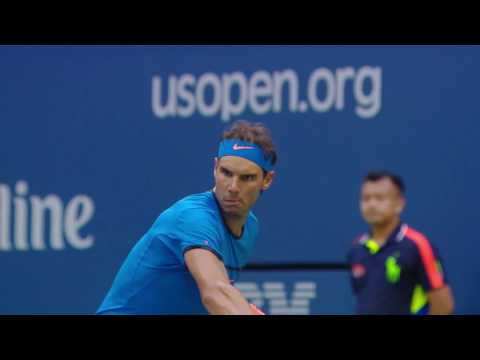 US Open: For The Love Of Rafael Nadal