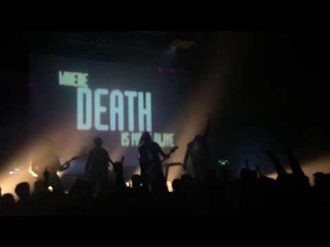 Dark Tranquillity - Terminus (Where Death is Most Alive) @ LAV Lisboa ao Vivo