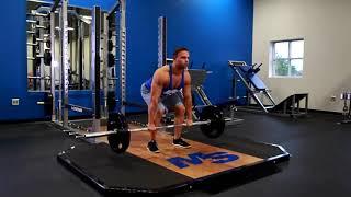 Становая тяга | Упражнения для мышц спины