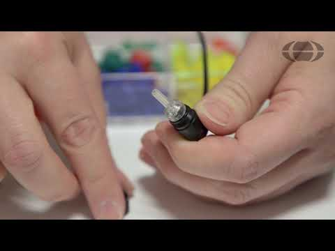 How to disassemble and clean the probe for the Sera™ 6