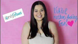 I've Started An Onlyfans | Nikkie Fevs