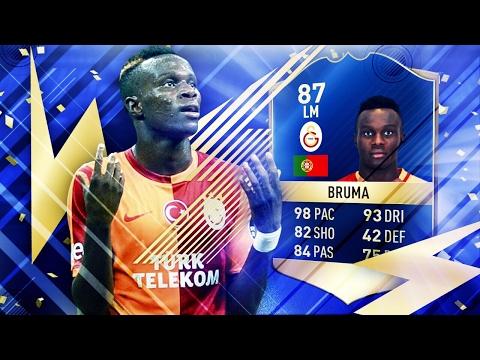 FIFA 17: TOTS 87 BRUMA SQUAD BUILDER BATTLE ! 🔥 ULTIMATE TEAM DEUTSCH