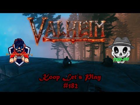 Trolle bei der Eigentümerversammlung - Valheim Koop Let's Play 182