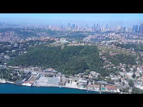 Helikopterden Istanbul