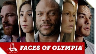 OLYMPIA 2018: Faces of Olympia