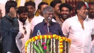 Producer S. A. Chandrasekhar Speech in Producer council election success meet