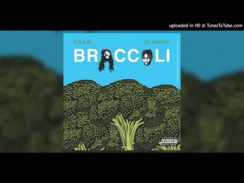 D.R.A.M. - Broccoli feat. Lil Yachty (BASS...