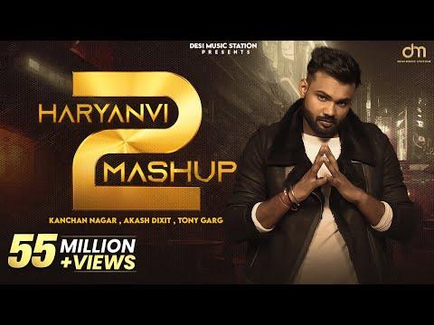 New Haryanvi Mashup 2  Akash Dixit  Mor Bna Dunga  Latest Haryanvi Songs Haryanavi 2019