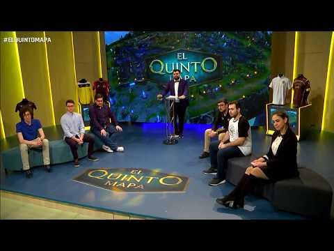El QUINTO MAPA #11 CUARTA JORNADA DE SLO