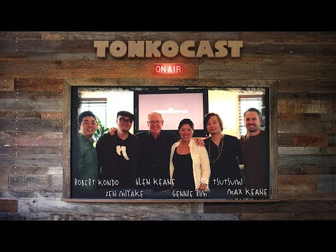 TONKOCAST - Tonko House's Animation Industry Podcast #21 -- Glen Keane and Max Keane