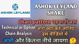 ASHOK LEYLAND Share news || Buy sell or Hold जानिए इस वीडियो में ।
