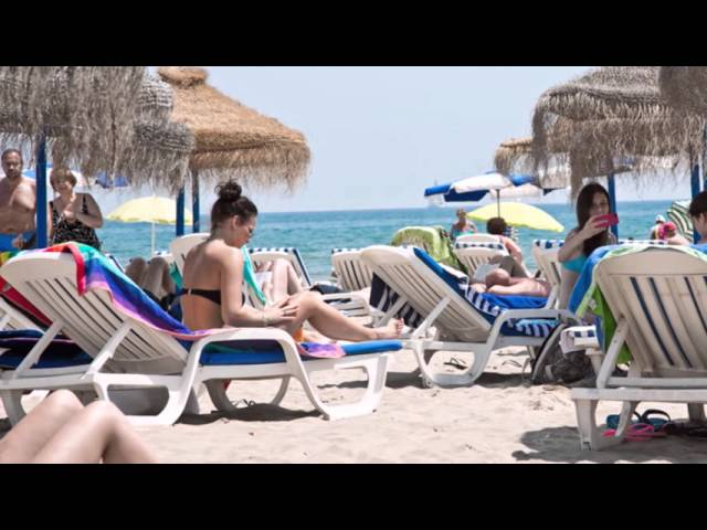 Playa de la Malvarrosa - Valencia, Spain