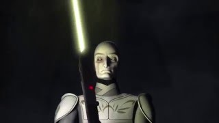Star Wars Rebels - The Inquisitors VS The Temple Guards - 1080p HD