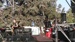 Francisco Gonzalez - Besare Tu Piel (Parque Bustamante 06.03.2010)