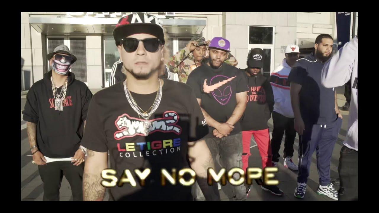DTHG X OunP - Say No More