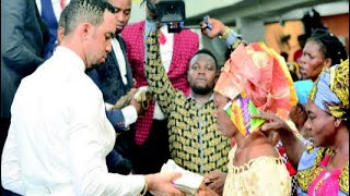 SHOCKING!!! A widow becomes a millionaire within minutes by Dr Chris Okafor.