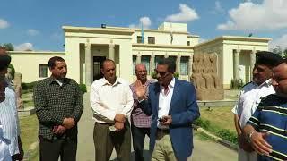 مدير أمن الإسماعيلية لقوة تأمين المتحف: