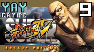 YAY Super Street Fighter 4 Arcade Edition - 9 - Sagat The Deep