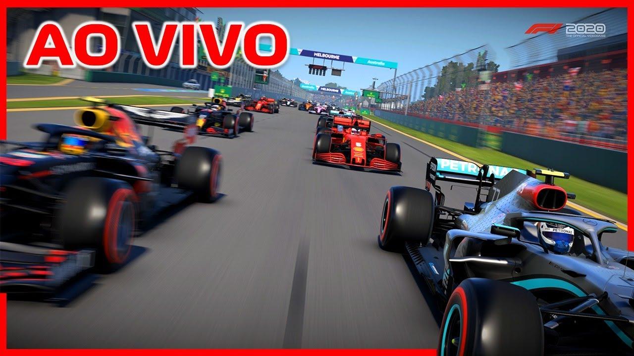 F1 2020 - MODO CARREIRA - VOCÊ DECIDE O RUMO #01