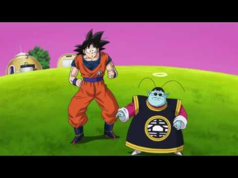 Goku Vs Bills Full Fight Audio Latino HD