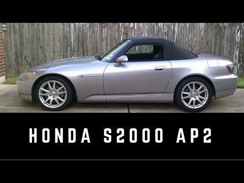 2005 Honda S2000 AP2 - Why the S2K still sells for $20,000 Plus