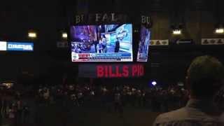 buffalo bills  select  Sammy Watkins