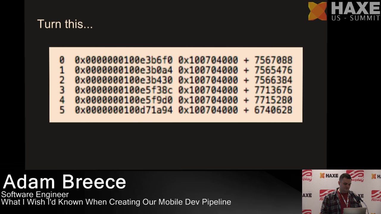 Creating mobile development pipeline - Adam Breece - Haxe - The