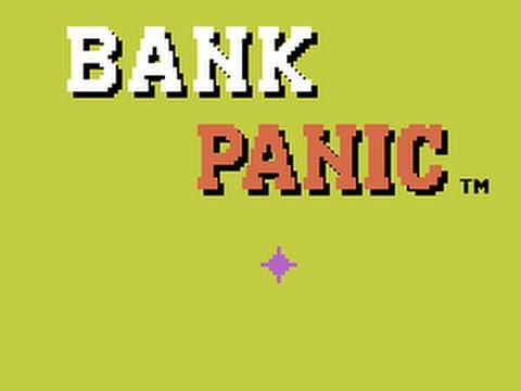 SG-1000 Longplay [10] Bank Panic