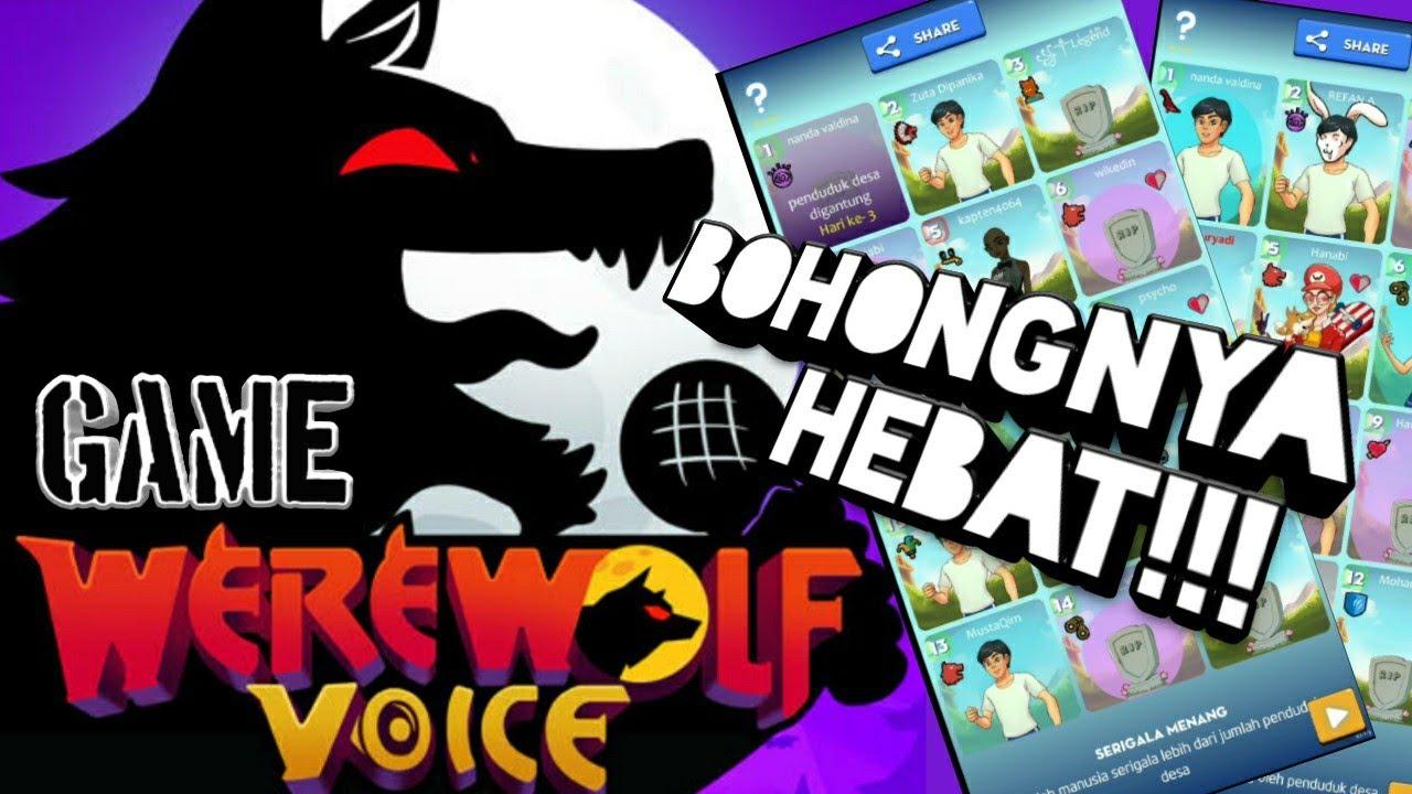 Game Werewolf Indonesia